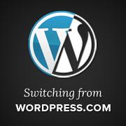 Cum sa muti corect un blog de pe WordPress.com pe un site independent