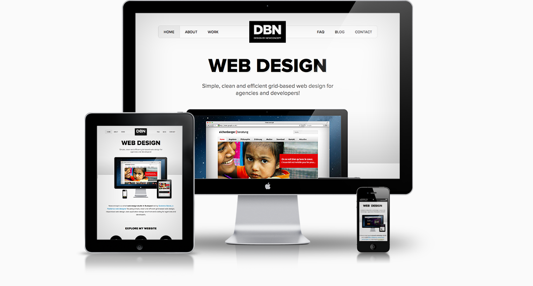 Creare de website profesionist