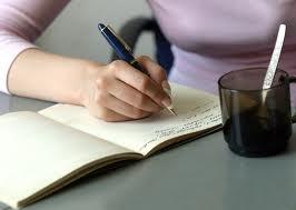 Scrisul este moartea pasiunii