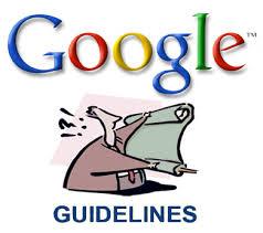 Respecta Google Guidlines